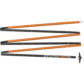 Climbing Technology Finder 240 Sonda, orange/black